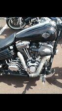Aftermarket Exhaust Harley Davidson Softail Rocker Custom Loud