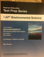 Preparing for the Environmental Science AP Exam (Pearson Education). AP
