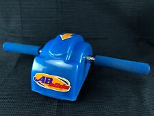 Ab Slide Abdominal Workout Wheel Exercise Roller Original Blue Core Abdomen