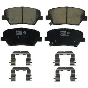 Disc Brake Pad Set-SST Front Federated D1432C