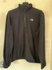 THE NORTH FACE 1/4 Zip Fleece Jumper Size XL
