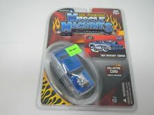 Muscle Machines 1969 Mercury Cougar Series 1 Silver / Blue