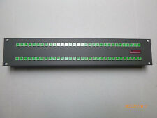 Sierra Video Systems - 32x32 XY  - Video Control Panel