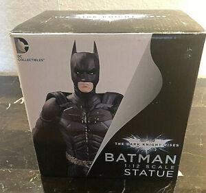The Dark Knight Rises Batman 1/12 Scale Statue
