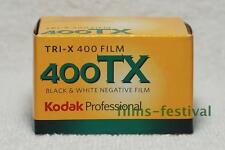 10 rolls KODAK 400 Tri-X 35mm 36exp B&W Film 400TX black and white 135-36