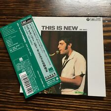 Eddie Daniels / This Is New (CD in LP-Style Case) (COCB-31027) (Japanese Impor..