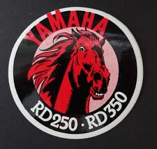 Aufkleber YAMAHA RD 250 350 Oldtimer Motorrad 70er Jahre Sticker