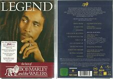 RARE / DVD - BOB MARLEY : Le meilleur de BOB MARLEY LEGEND / COMME NEUF LIKE NEW