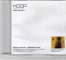 (FR681) Koop, Waltz For Koop - DJ CD