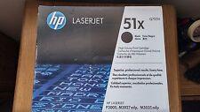 ORIGINAL HP 51X LASERJET PRINTER TONER - HP P3005, M3027MFP, M3035 MFP Q7551X