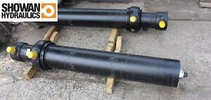 Edbro Hydraulic Tipping Cylinder Repair Overhaul Service Seals Tipper Lorry Grab
