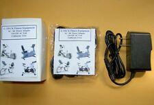 AC Adapter For REEBOK T7.90 ELLIPTICAL T9.85ES TRAINER RX 2.0 3.0 3.5 4.0 5.0