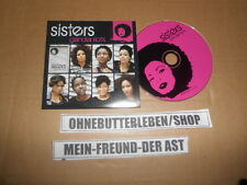 CD Ethno Sisters - Gender Riots (4 Song) Promo INDIGO / ECHO BEACH