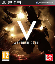 Armored Core V (5) ps3 * in Top Zustand *