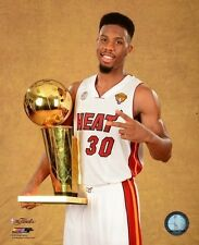 2013 NORRIS COLE Miami Heat Finals CHAMPS LICENSED un-signed poster 8x10 photo