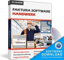 Rechnungsprogramm Bau,Handwerker Software Programm,Angebote,Rechnungen,Abschlag