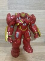 Hulk Buster Marvel 2015 Electronic Figure 12 Inch No Battery Cover