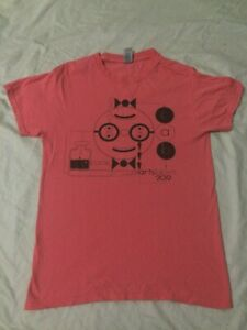 CAB 2019 Chris Ware T-Shirt - Size Small Alternative Comic Books Indie Graphic