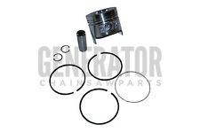 Piston Kit Ring For Kipor DE5000 KDE6500 KDE6700 KDE7000 Generators KM186F Motor