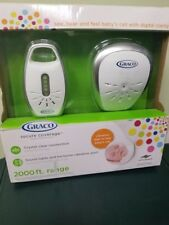 Brand New Graco Secure Coverage Digital Baby Monitor with 1 Parent Unit