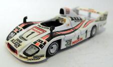Voiture de sport de courses miniatures en édition limitée pour Porsche