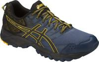 Asics T724N-5090: Men's Gel-Sonoma 3 Insignia Blue/Black/Gold Running Sneakers