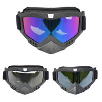 Motorcycle Goggles Dirt Bike Off Road MX Motocross Goggles UV Protection Eyewear