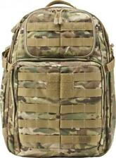5.11 Tactical Rush 24 Day Backpack Multicam 56955 37l X3