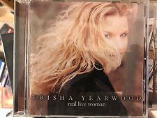 Real Live Woman by Trisha Yearwood (CD, Mar-2000, MCA Nashville)