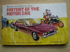Brooke Bond/ PG Tips Motor Cars/Bikes Collectable Tea Cards
