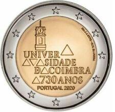 Portugal 2020 - Universiteit van Coimbra - 2 euro CC - UNC