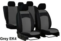 MITSUBISHI OUTLANDER 2015 ONWARDS ECO LEATHER SEAT COVERS MADE TO MEASURE