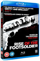 Rise of the Footsoldier Blu-Ray (2008) Ricci Harnett, Gilbey (DIR) cert 18