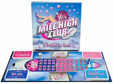 MILE HIGH CLUB ADULT BOARD GAME A First Class Sex Game! Aid Fun Romantic Naughty