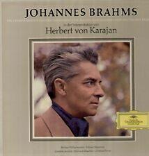 Brahms 7 LP BOX skl 133/139 No. 244, Herbert v. Karajan Limited Edition