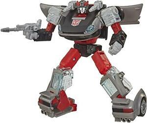 Transformers War For Cybertron Bluestreak Action Figure