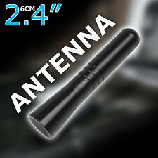 "2.4"" 6cm Short Antenna Stubby Black For Ford Focus Fiesta Territory Laser Roof"