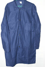 WAREHOUSE WORK COW GOWNS LAB COATS LABORATORY HEAVY DUTY BRITISH MADE BLUE GREYs