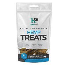 Dog Treats - HempPet - Hemp Infused Hoki Fish Treats