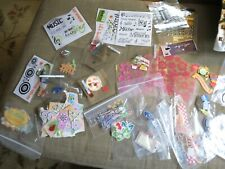23 pck decorative stickers - assorted themes