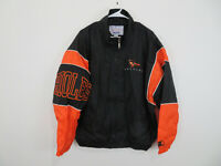 Vintage 90s Starter MLB Baltimore Orioles Windbreaker Jacket Full Zip Mens XL