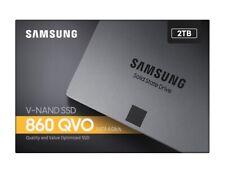 """Samsung 860 QVO 2TB 2.5"""" Interno Unità stato solido SSD MZ-7602T0BW-UK"""