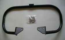 MATTE BLACK ENGINE GUARD HIGHWAY CRASH BAR FOR HARLEY'S DYNA 2006-UP