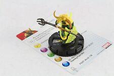 Heroclix Marvel Chaos War Loki 042 SR SUPER RARE