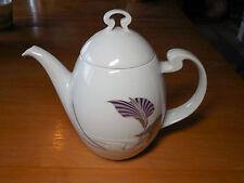 Rosenthal Studio-Linie Germany Asimmetria GOLDEN ORCHID Coffee Pot w Lid 6 1/8 6