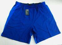 NIKE FLEX Men's Athletic Shorts 4XLT Tall Workout Training DRI-FIT Blue MRP$35