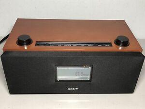 Sony XDR-S3HD AM FM Digital HD Tuner Radio Tested Works