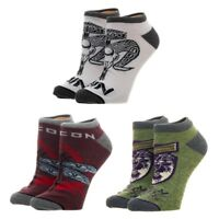 3 Pair Spiderman Socks Colors and Styles May Vary Equalizer