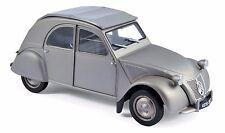 NOREV 1/18 1950 CITROEN 2CV A DIECAST CAR MODEL 181497GRY