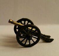 Metallfiguren Kinder Ferrero cannone - Kanonen 4 rar